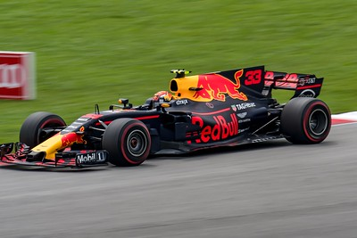 Red Bull Racing - Max Verstappen