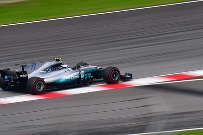 Mercedes-AMG Petronas Motorsport - Valtteri Bottas