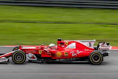 Scuderia Ferrari - Sebastian Vettel