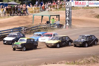 #355 Mattias Gullberg, Bromölla MK, Ford Anglia