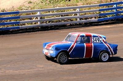 Ford Anglia - Jack Ernston - MK Ratten #349