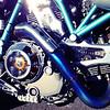 See thru and blu