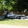 Nico Rosberg, Brawn-Mercedes BGP 001 (2009)