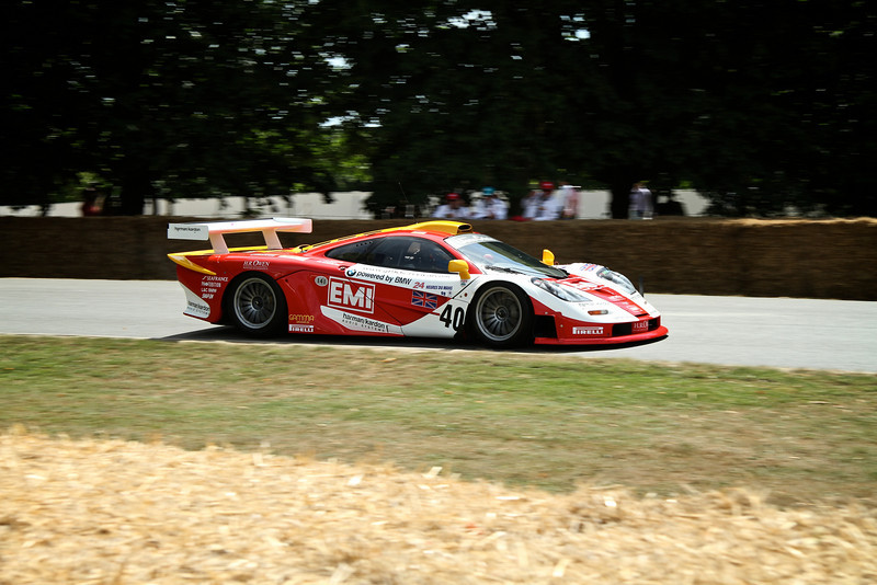 McLaren-BMW F1 GTR 'Long Tail' (1997)