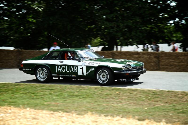 Jaguar XJ-S TWR (1982)