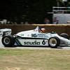 Karun Chandhok, Williams-Cosworth FW08 (1982)