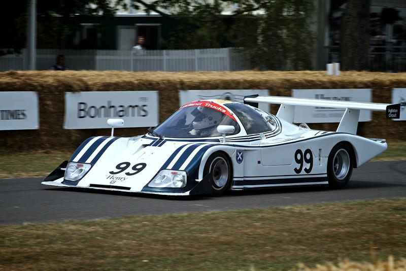 Ecosse-Cosworth C2 (1985)