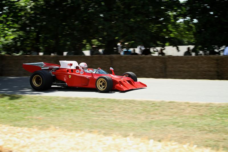 Ferrari 312 B3S 'Spazzaneve' (1972)