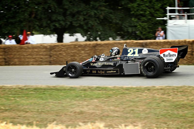 Williams-Cosworth FW05 (1976)