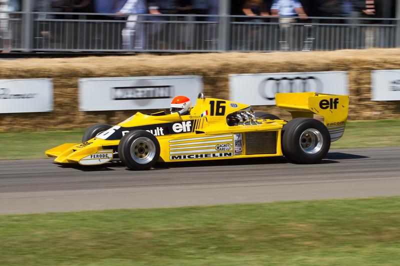 Renault RS01 (René Arnoux)