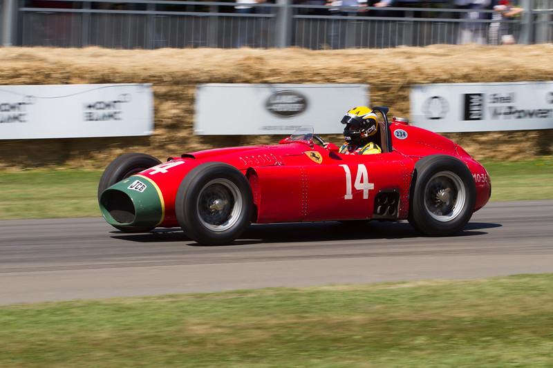 Lancia-Ferrari D50A