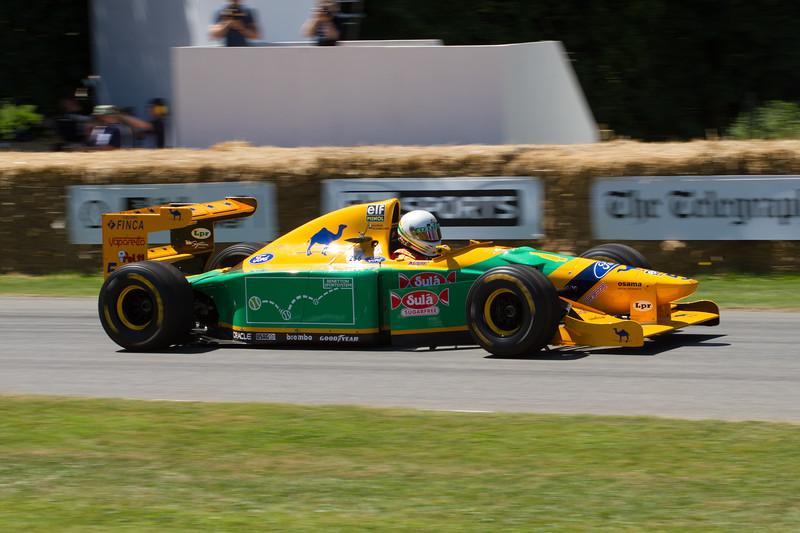 Benetton-Ford B193