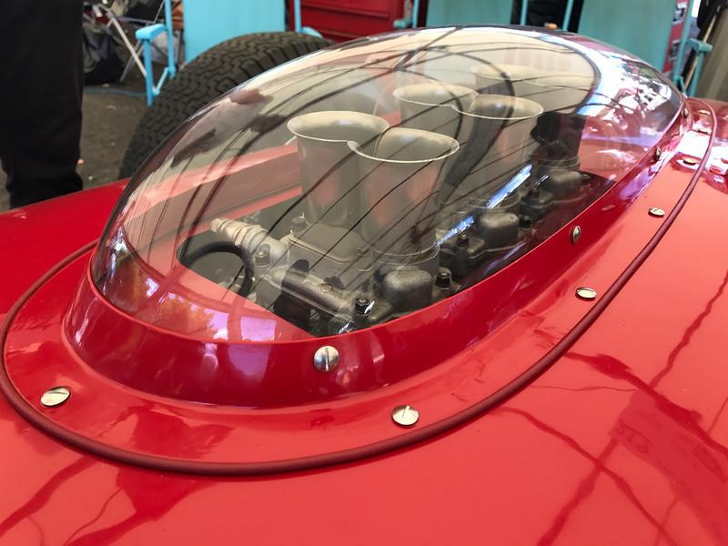 Ferrari 156 'Sharknose'