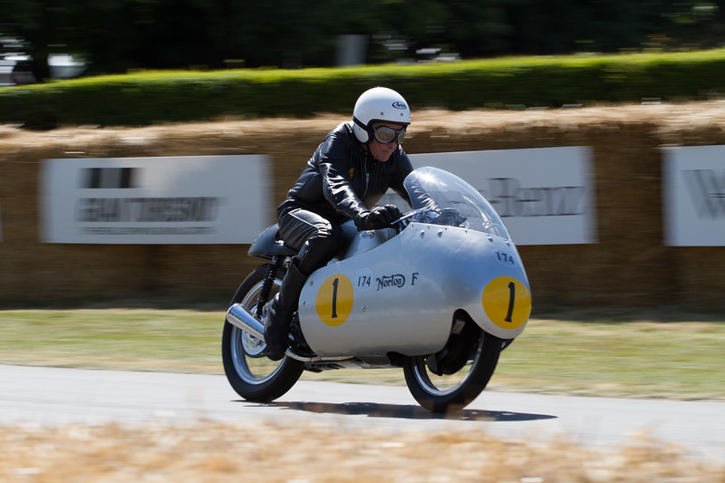 Norton F-Type Experimental Prototype