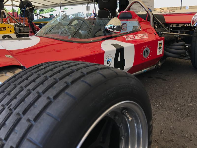 Surtees-Cosworth TS7