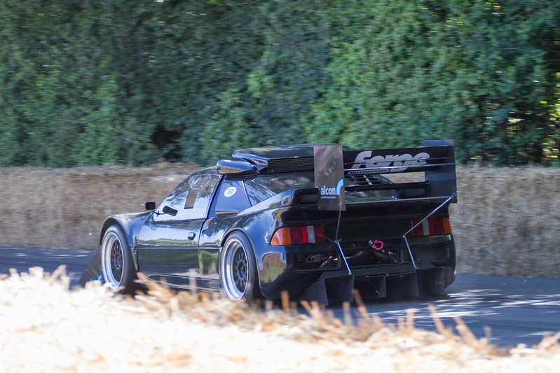 Ford RS200 'Pikes Peak'