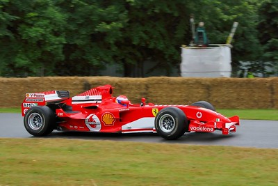 2006-07-09 Goodwood Festival of Speed, Day 3