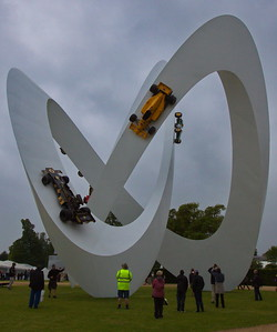 2012-06-29 Goodwood Festival of Speed, Day 1, Walkabout