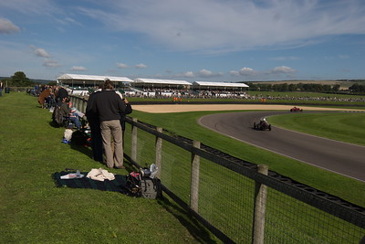2010-09-18 Goodwood Revival, Day 2, Track, Lower St Mary's Corner