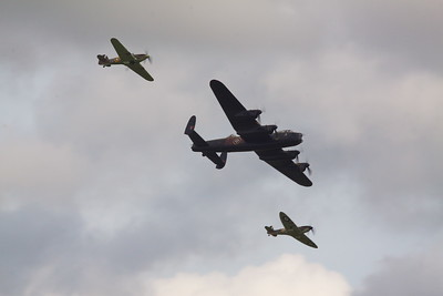 2010-09-19 Goodwood Revival, Day 3, Battle of Britain Memorial Flight