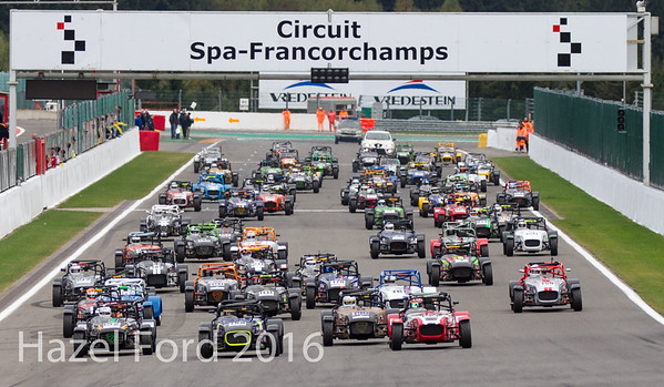 Spa Francorchamps October 2016