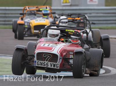 Donington track day February 2017