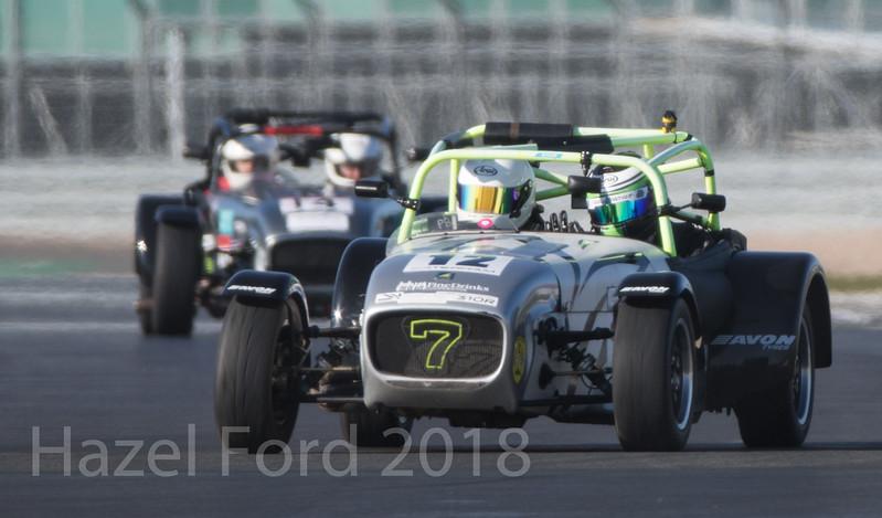 Pre-season trackday, Silverstone National Feb18-7951