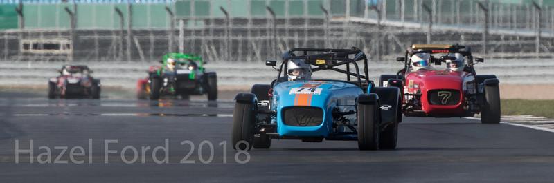 Pre-season trackday, Silverstone National Feb18-7981