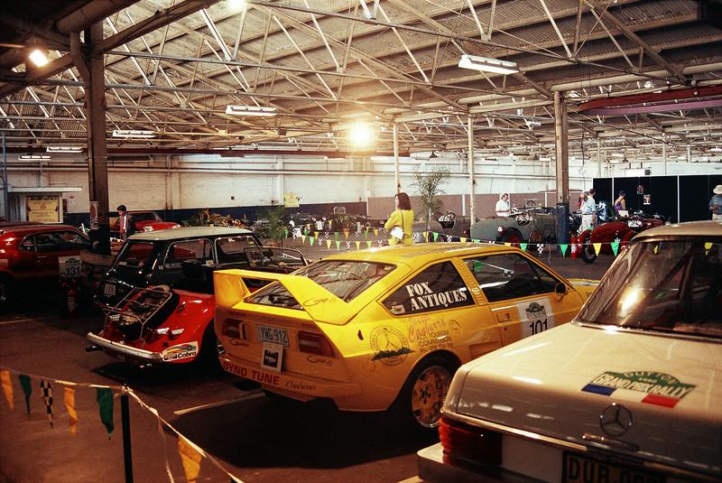 GP Rally 1990