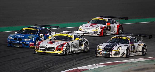 Dunlop 24H Dubai 2014
