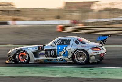 Preci - Spark Mercedes SLS AMG GT3