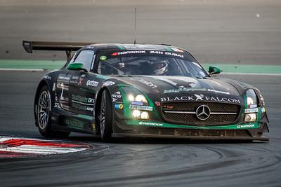 Black Falcon 2 Mercedes SLS AMG GT3