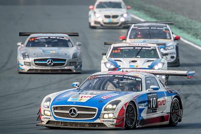 GTRussian Mercedes SLS AMG GT3
