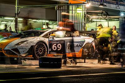 Gulf Racing UK Lamborghini Gallardo LP560 GT3