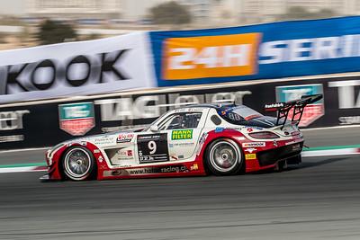 Hofor-Racing Mercedes SLS AMG GT3