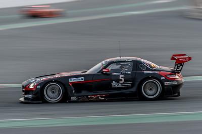 Car Collection Motorsport 1 Mercedes SLS AMG GT3