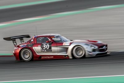 Ram Racing Mercedes SLS AMG GT3