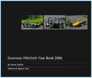Hillclimb Year Book 2006 Volume 6 Sports Cars