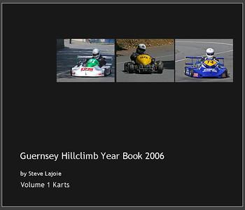 Hillclimb Year Book 2006 Volume 1 Karts