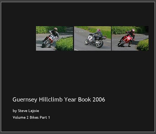 Hillclimb Year Book 2006 Volume 2 Bikes Part 1