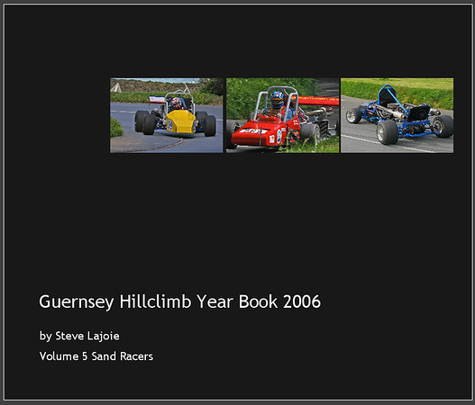 Hillclimb Year Book 2006 Volume 5 Sand Racers