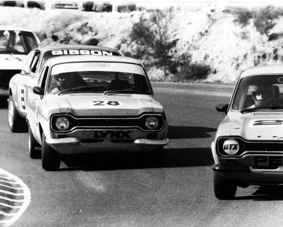 Ford Escorts