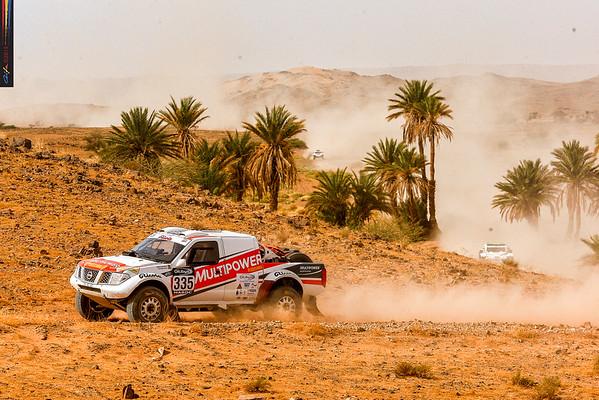 Rallye Oilibya MAROC 2015