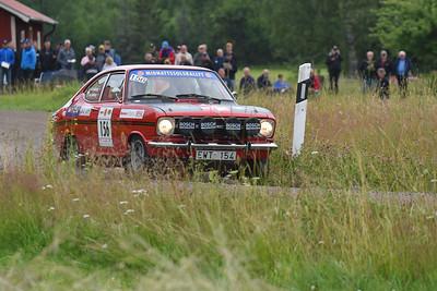 Anders Lindberg & Oscar Lindberg - Teknis MC - Opel Kadett Ralley