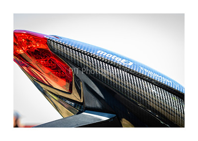 Triumph Daytona Moto2 765 Limited Edition Rear End Detail
