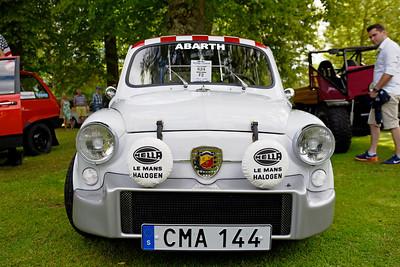 FIAT ABARTH 600 D -1965