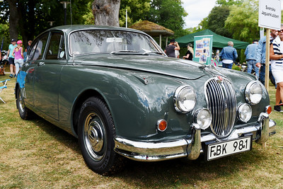 JAGUAR MARK II - 1963