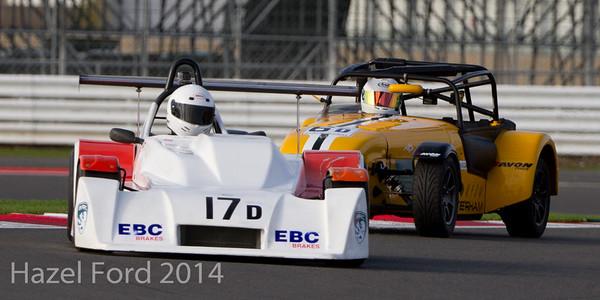 Birkett 6 Hour, Silverstone, October 2014