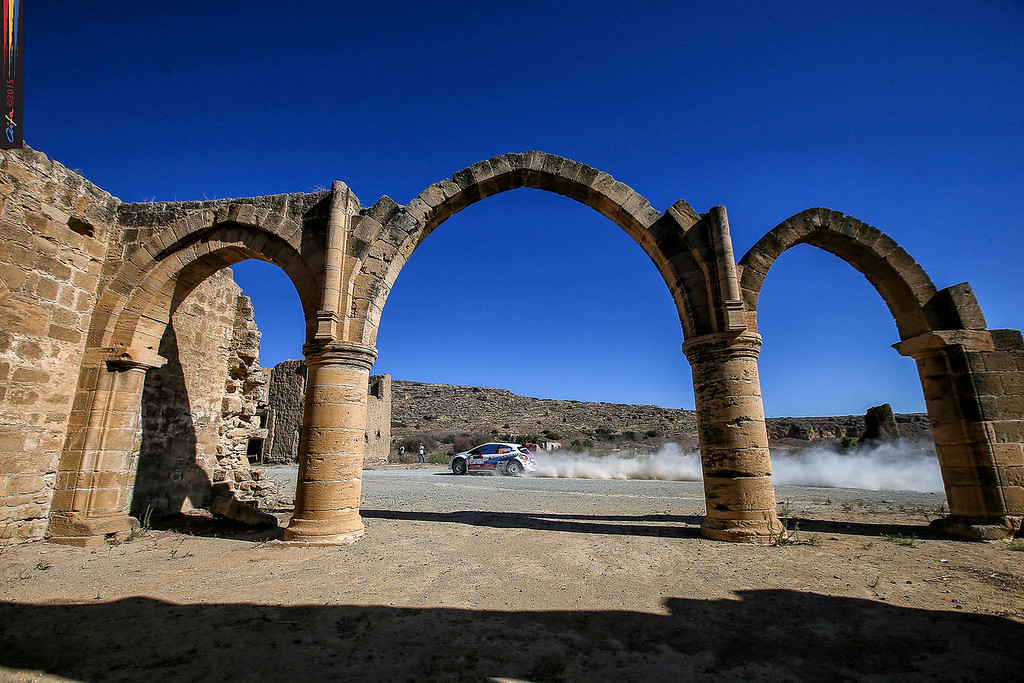 AUTO - ERC CYPRUS RALLY 2015