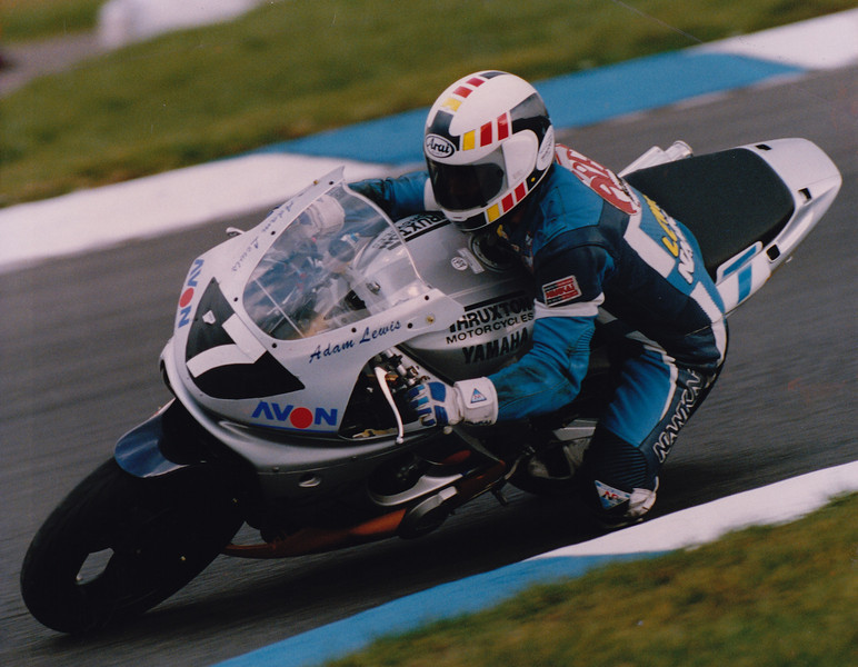 British Supersport Championship,  Thruxton 1996